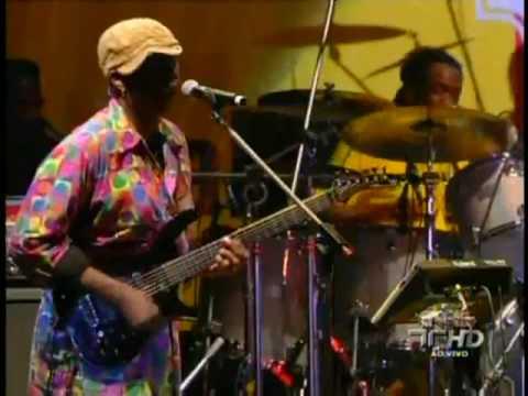 Living Colour - Funny Vibe (live at Virada Cultural)