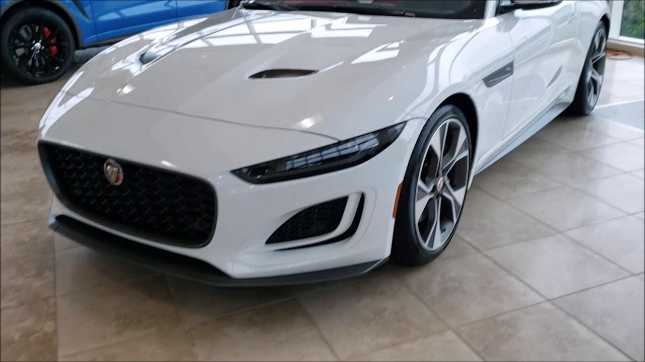 2021 Jaguar F type Vs 2020 Jaguar F type - YouTube