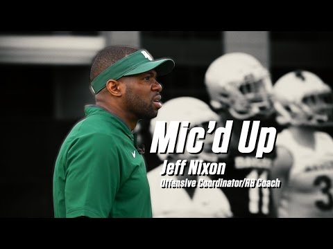 Baylor Football: Jeff Nixon Mic