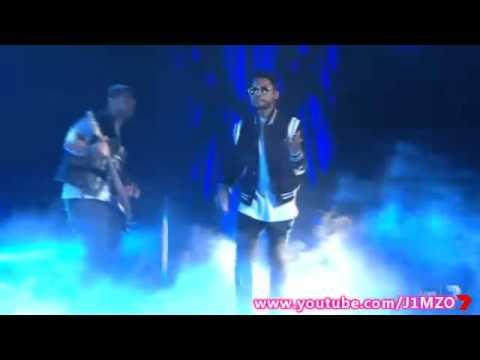 Miguel - Adorn (Live) - Week 3 - Live Decider 3 - The X Factor Australia 2013