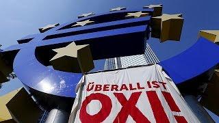 المركزى الأوروبي يُقر ابقاء القروض الممنوحة للمصارف اليونانية على نفس المستويات   7-7-2015