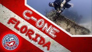 C-One Wreck Scuba Dive | North Miami Beach, Florida
