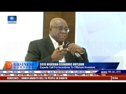 Nigerian Economic: Experts Call For Incentives To Offshore Investors |Business Morning|