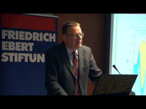 Dr. Felix Matthes – Öko-Institut, Berlin: - Hol tart a német energiarendszer átalakítása?