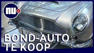James Bond-auto verkocht voor 5,7 miljoen euro