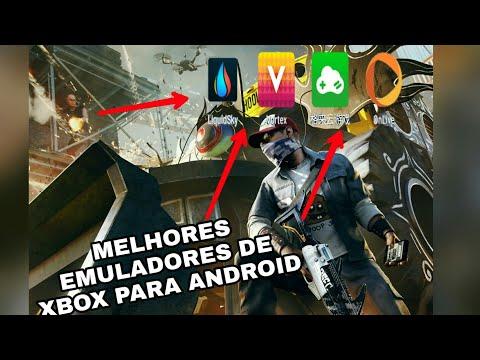 MELHORES EMULADORES DE XBOX PARA ANDROID 2017