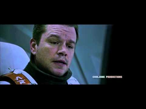 [The Martian] Everything you type is being broadcast live all over the world!