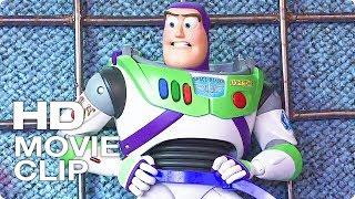 Базз встречает Даки и Банни Сцена - ИСТОРИЯ ИГРУШЕК 4 (2019) Фрагмент из Фильма, Disney, Pixar
