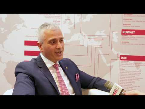 Kevork Deldelian, chief operating officer, Middle East & Africa, Millennium Hotels & Resorts