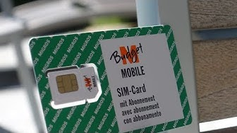M-Budget Mobile Abo / Handy Abo - Bestellvorgang und Testbericht