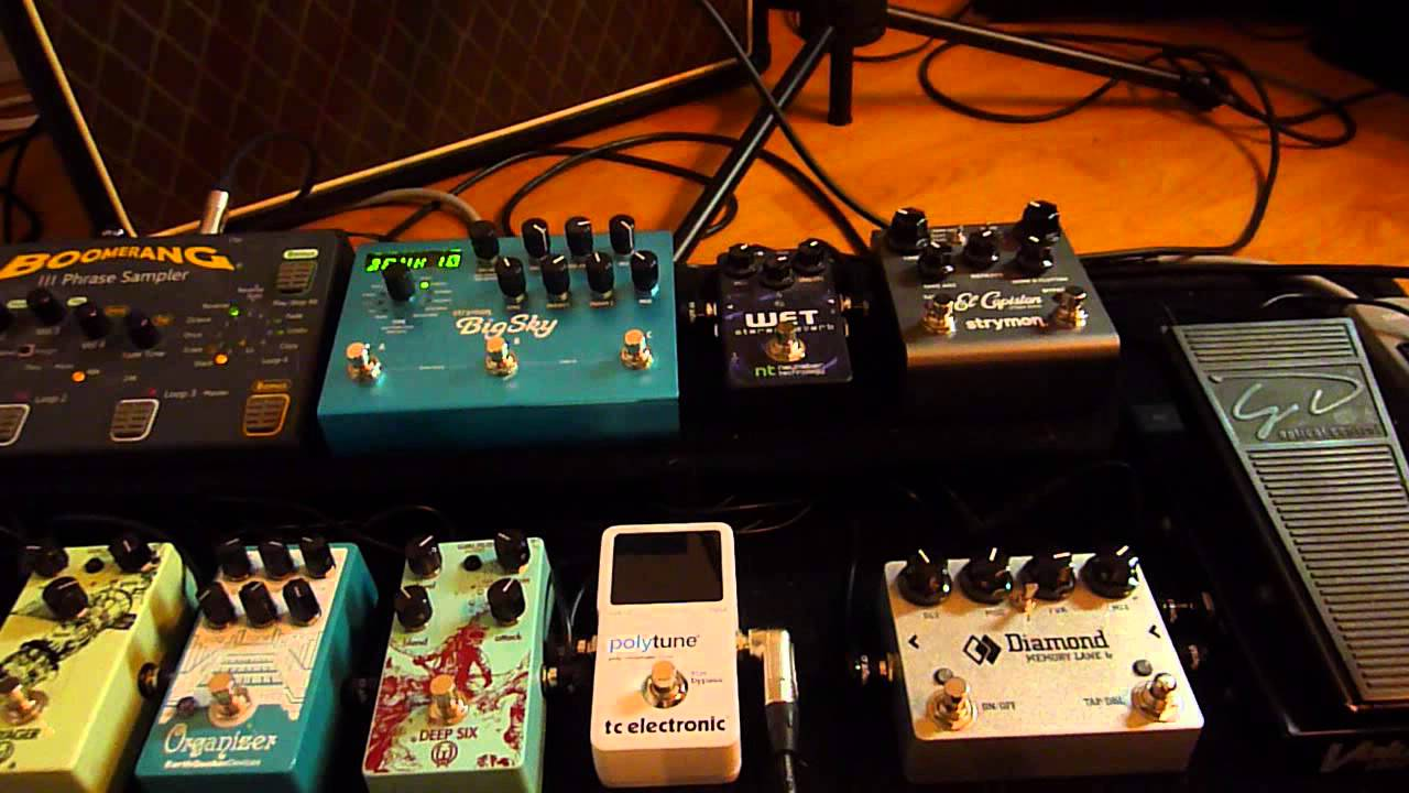 choir guitar swells using strymon pedals earthquaker devices organizer and more youtube. Black Bedroom Furniture Sets. Home Design Ideas