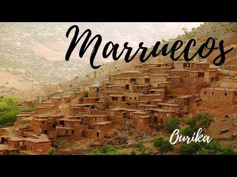 Viaje a Marruecos parte II (Ourika)