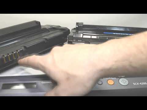 20 и более неисправностей принтера Samsung Scx-4200