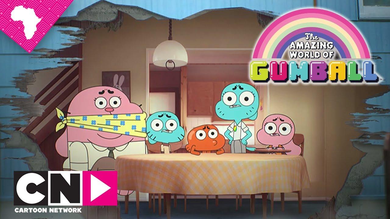 Sneezes  The Amazing World Of Gumball  Cartoon Network -3013