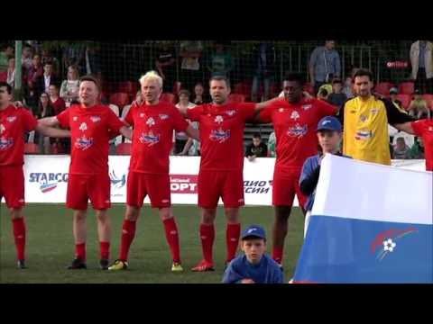"""""""Art-football"""" 01.06.2016 – Russia - Slovenia 0:0 (full match)   Россия - Словения 0:0"""