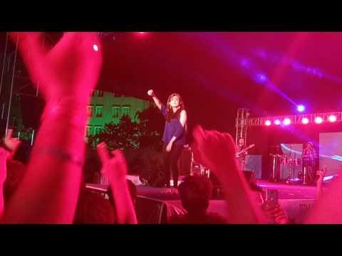 Monali Thakur Live Concert At JSSATE-B (Main Nachu Aaj Cham Cham)