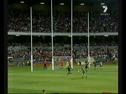 International Rules 2008 Test 1 Highlights