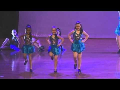 "2015 Diane West Dance Recital ""Tap 2"""