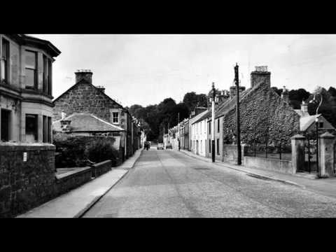 Old Photographs Comrie Perthshire Scotland
