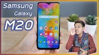 รีวิว Samsung Galaxy M20 คุ้มไหมกับราคา 5,xxx บาท