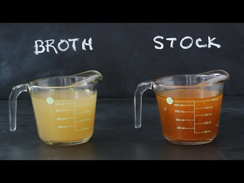 Simple Tips For Stocks & Broths - Kitchen Conundrums With Thomas Joseph