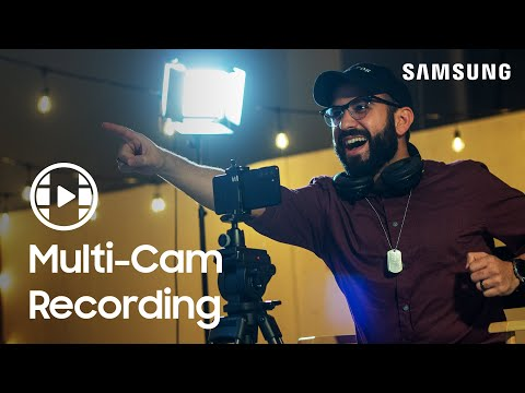 How to use Director's View Multi-Cam recording on your Galaxy S21   Samsung US