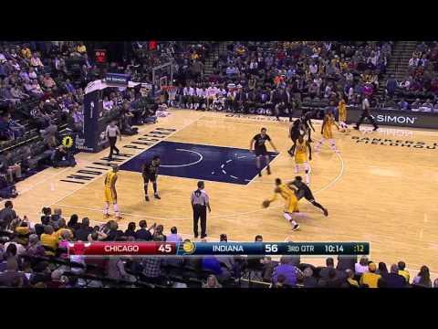 Chicago Bulls vs Indiana Pacers | November 27, 2015 | NBA 2015-16 Season