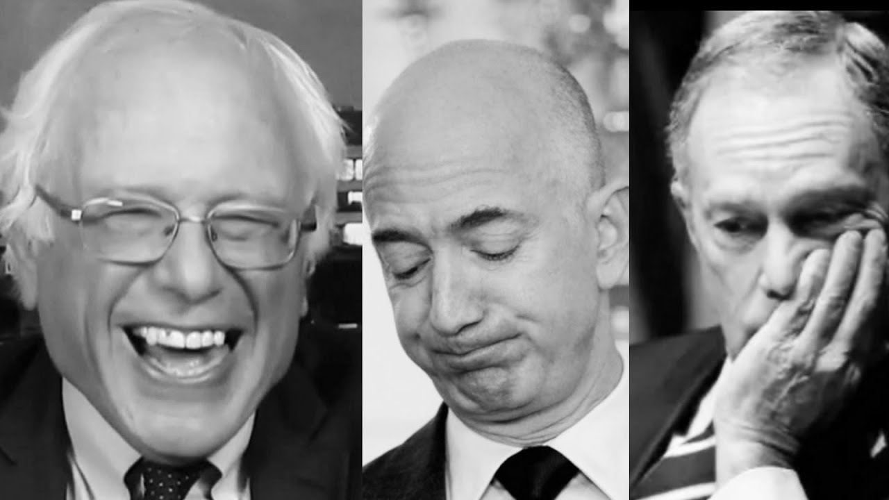 Billionaires Bezos and Bloomberg turn their pages over to the defense of socialism…