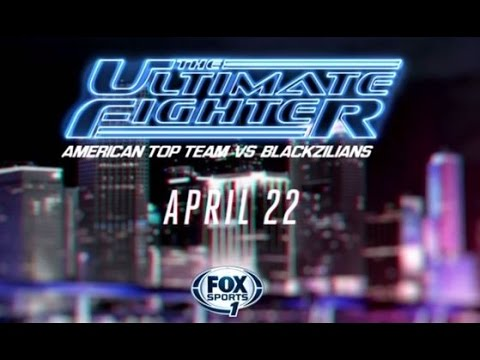 The Ultimate Fighter: ATT Vs. Blackzilians - Miami Mayhem