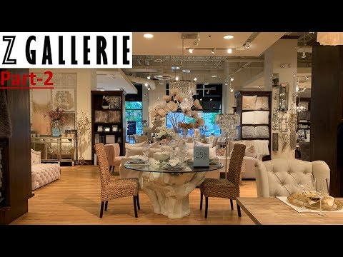 z-gallerie-glam-home-decor-&-furniture-|-part-2-|-shop-with-me-spring-2019