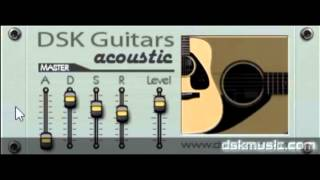 DSK Guitars Acoustic - Free VST