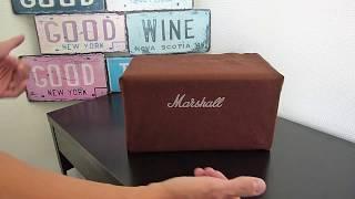 !! Si On Testait : Présentation de l'insolente enceinte Marshall STANMORE !! -Review-