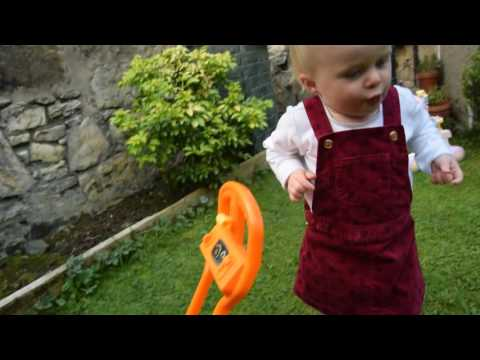 Elis And The Bubbles Mower