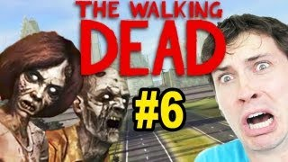 Lets Play Walking Dead - I KILLED SOMEONE - Part 6