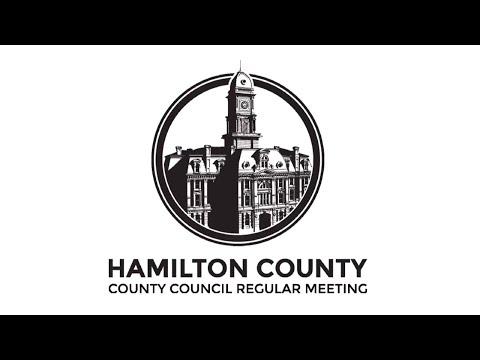 Hamilton County Council General Meeting Nov 1, 2017