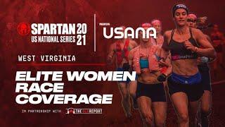 Spartan National Series 2021 Elite Women Coverage | West Virginia Beast