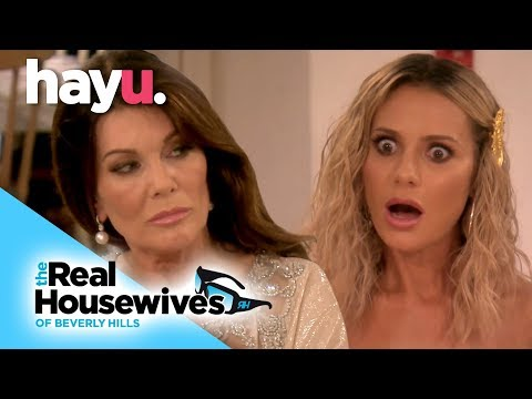 Lisa Feels Attacked As The Ladies Side With Dorit! | Season 9 | Real Housewives Of Beverly Hills