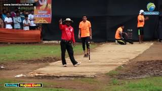 Video Najim Gulli Bowling In Shivsena Trophy 2016 at Colgate ground, Bandra-Mumbai download MP3, 3GP, MP4, WEBM, AVI, FLV September 2018