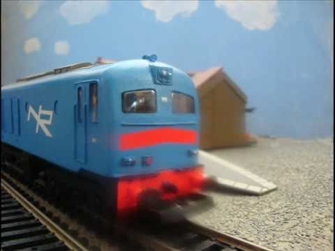My HO/00 Northern Ireland Railway Diesel Engines