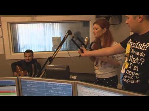 MATINALII 21 (30.11.2012): Elena Gheorghe LIVE - Amar tu vida