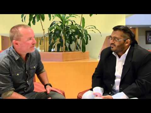 Chris Tomlin - Interview in Abu Dhabi