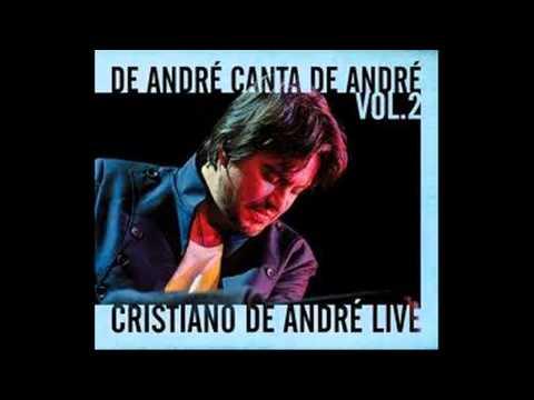 De André canta De André vol 2   Anime salve