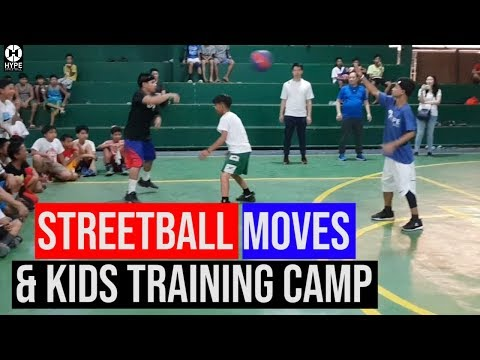 Streetball Moves & Kids Camp