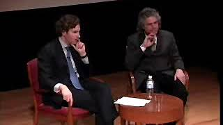 Steven Pinker: 'Jews, Genes, and Intelligence' Post-Lecture Q&A