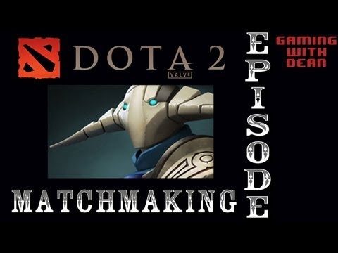 dota 2 matchmaking with noobs