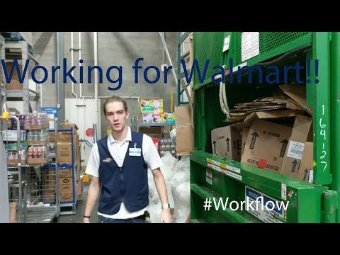 A Day In The Life Of A Walmart Employee