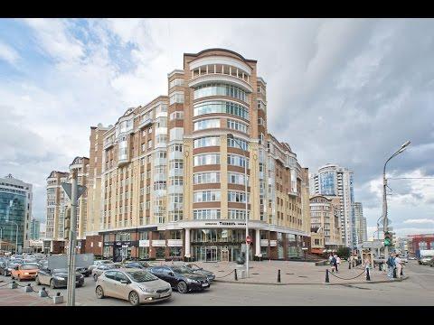 Екатеринбург, 3к квартира, Клубный дом Тихвинъ