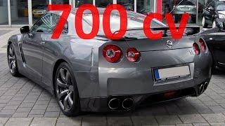 sobre rodas pt : GTR com 700cv / QV garage