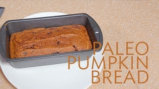 Paleo Pumpkin Bread | Bougie Holiday Cookbook Recipe #3