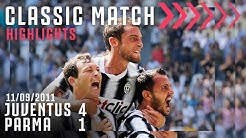 Juventus 4-1 Parma | Con i gol di Lichtsteiner, Pepe, Vidal & Marchisio! | Classic Match Highlights